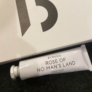 Byredo rose or no mans land cream #byredo